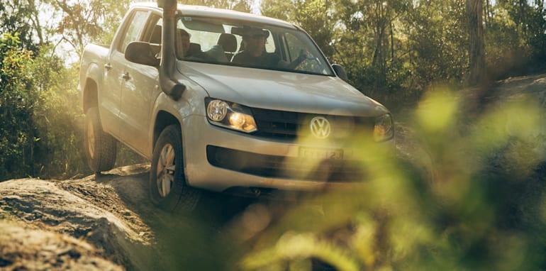 2015 Volkswagen Amarok Core