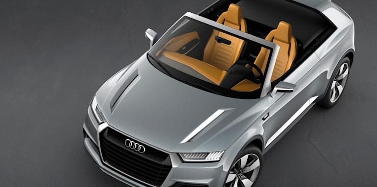 Audi Crosslane Coupe concept - 7