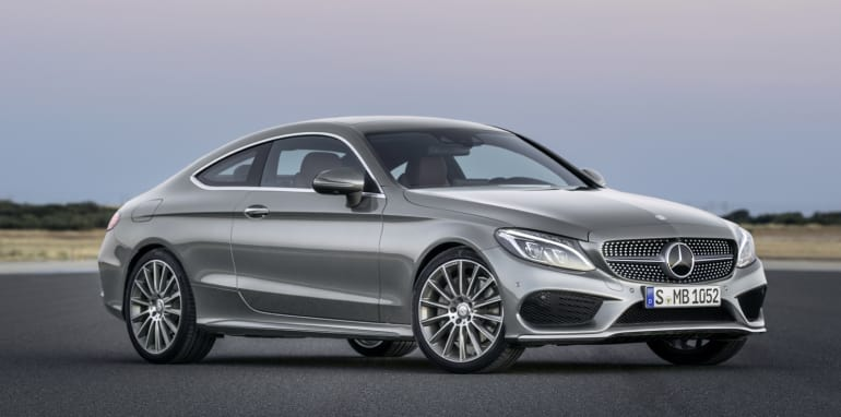 Mercedes-Benz C-Class Coupe_5