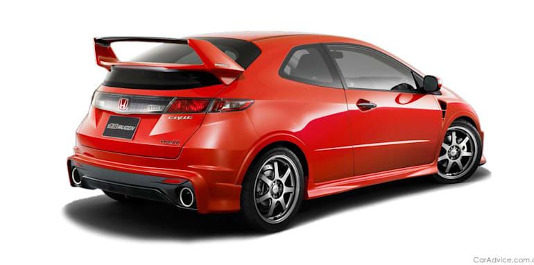 2009 Mugen Honda Civic Type-R