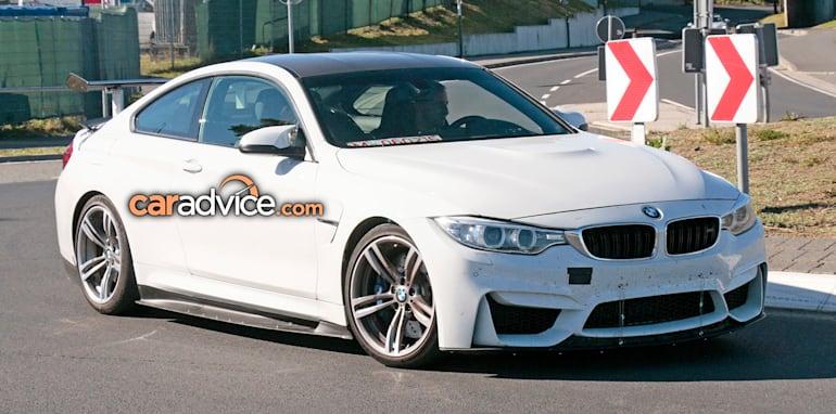 BMW M4 Extrem 4