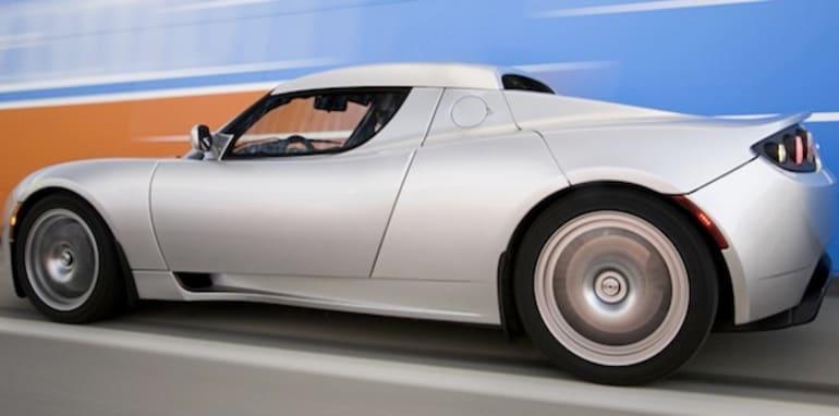 Tesla Roadster - 2