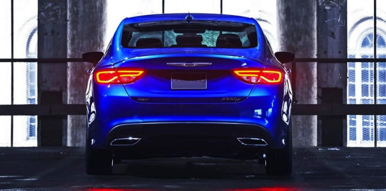 Chrysler 200 Leaked - 2