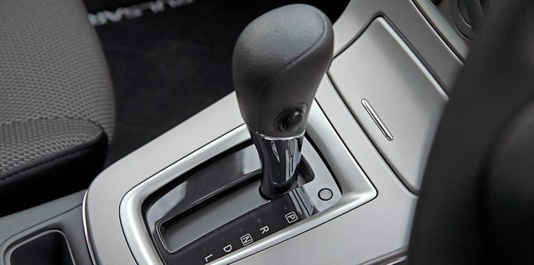 Nissan Pulsar CVT