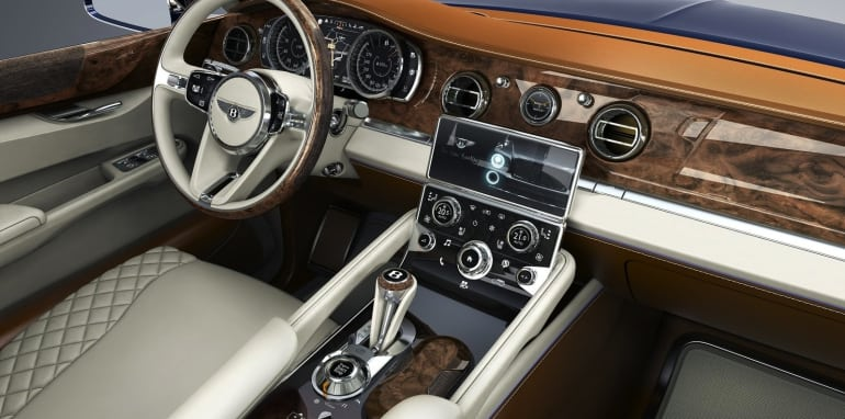 Bentley EXP 9F Concept - 4