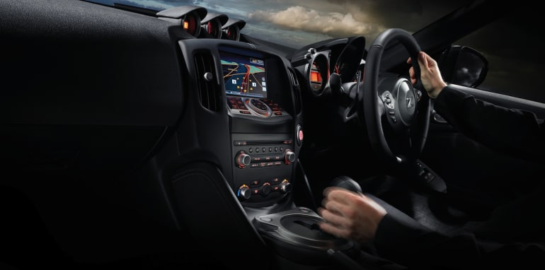 Nissan 370Z - 3
