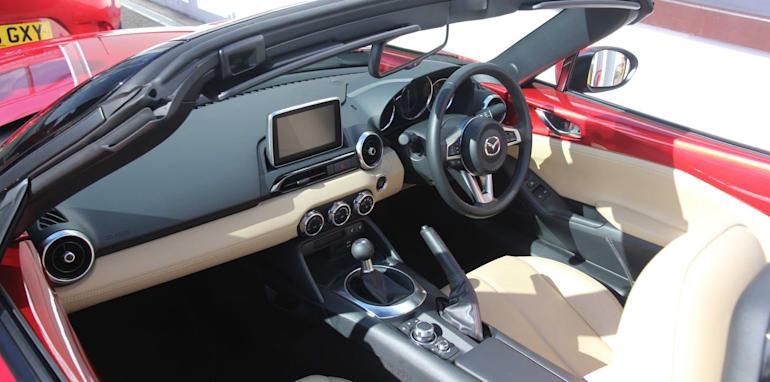 Mazda MX-5 3