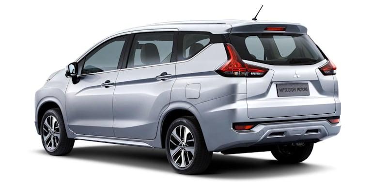 2018 Mitsubishi Expander Crossover Mpv Revealed Caradvice