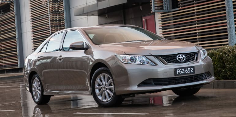 2015 Toyota Aurion AT-X