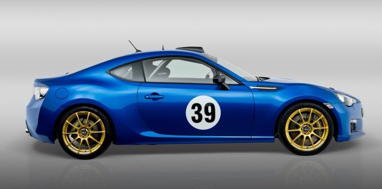 Subaru BRZ Motorsport Project - 3