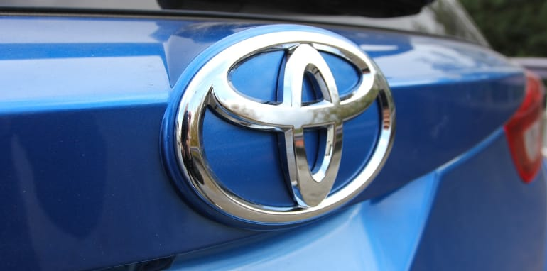 Toyota - Badge