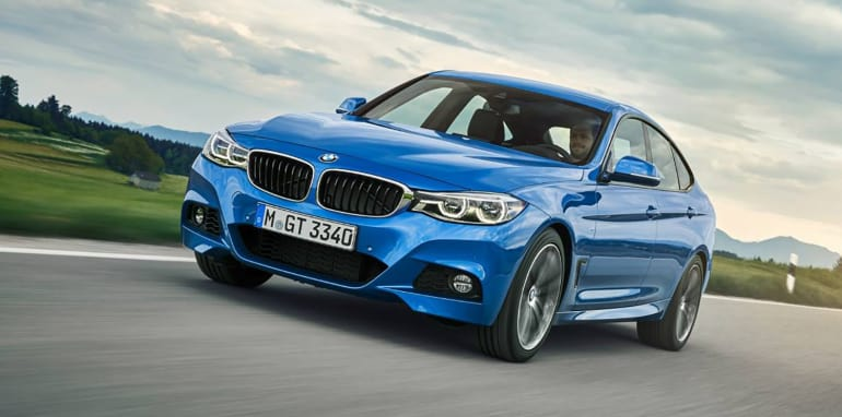 2017 Bmw 3 Series Gt Lci Pricing And Specifications Tweaked Looks