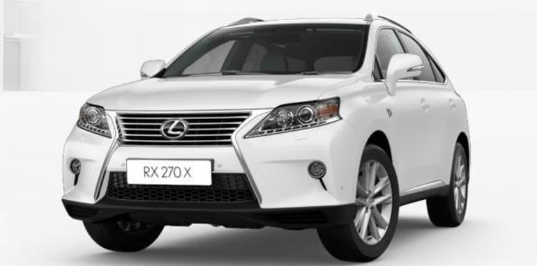 Lexus RX270X