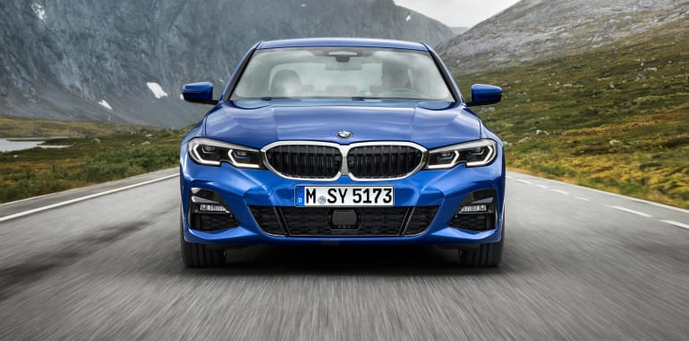 2019 Bmw 3 Series Revealed In Paris Caradvice