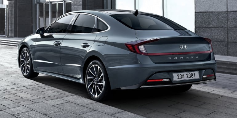 2020 Hyundai Sonata Revealed Australian Launch This Year Caradvice