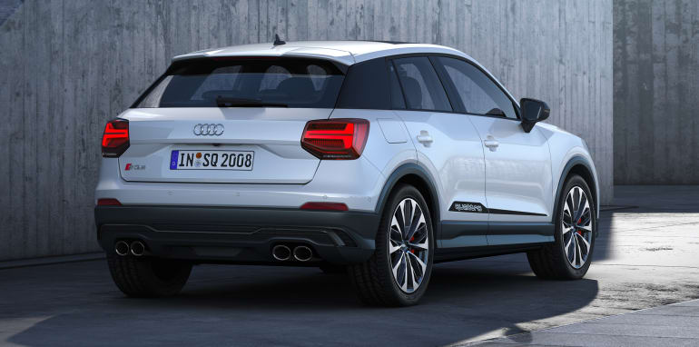 2019 Audi Sq2 Revealed Update Caradvice