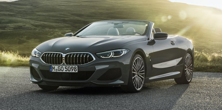2019 Bmw 8 Series Convertible Goes Official Caradvice