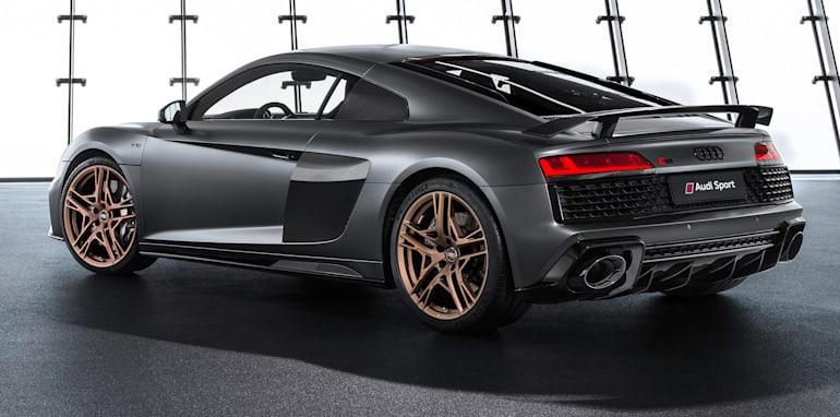 2019 Audi R8 V10 Decade Revealed