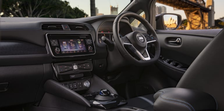 2019 Nissan Leaf Priced From 49990 Caradvice