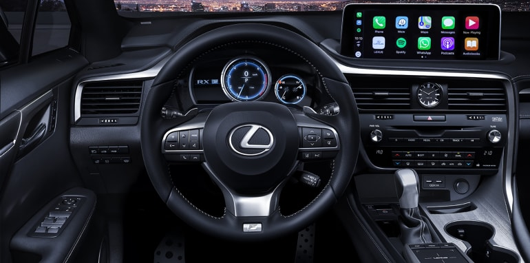 Lexus Ux Apple Carplay Android Auto Coming In Q4 Caradvice