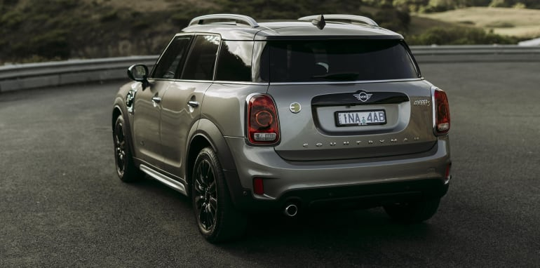 2019 Mini Countryman Plug In Hybrid Pricing And Specs Caradvice