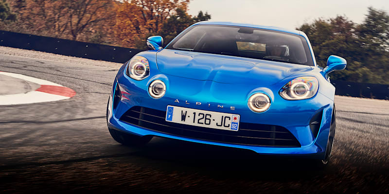 Best of the Best - 2018 Alpine A110 review: International first drive