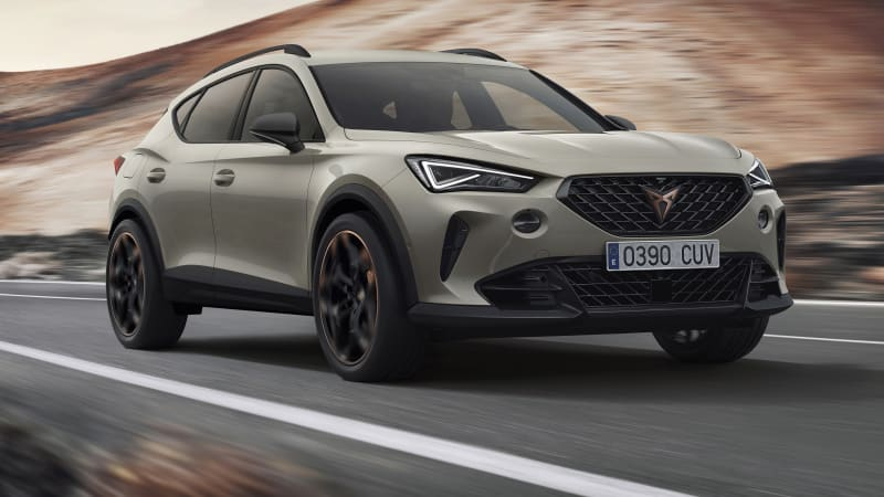 2021 Cupra Formentor VZ5: 287kW five-cylinder sports SUV revealed, not for Australia