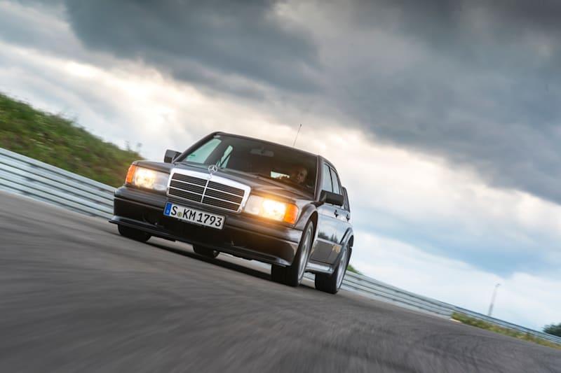 Modern Classic Review: 1990 Mercedes-Benz 190E 2.5-16 Evo II (W201)