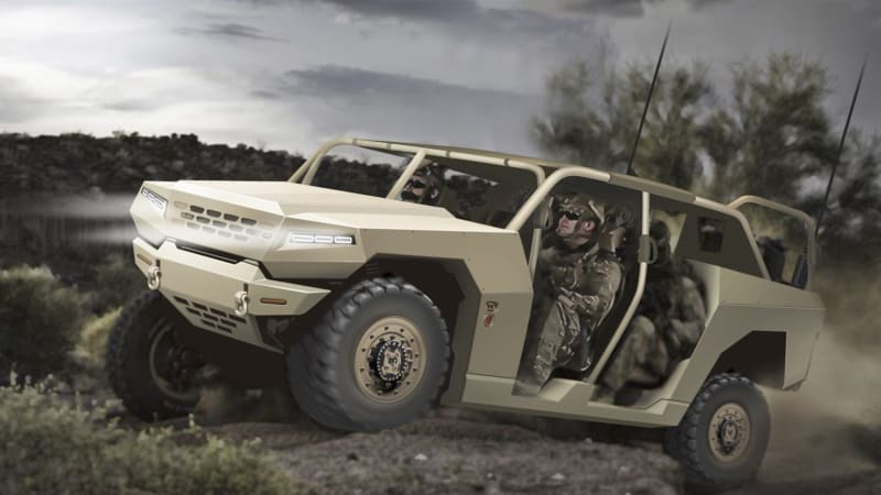 Kia's LandCruiser rival could come with military credentials