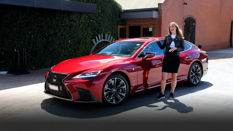 Video: 2021 Lexus LS review
