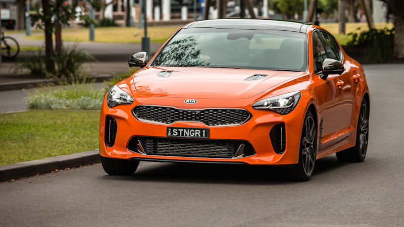 Kia Stinger production to end in late 2022 – report