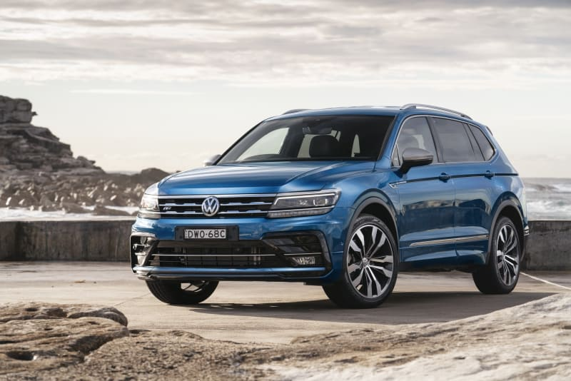 Volkswagen Tiguan Allspace 140TDI returns to local showrooms