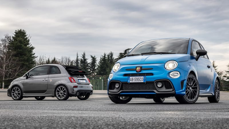 2021 Abarth 595 updated, due in Australia second half of this year
