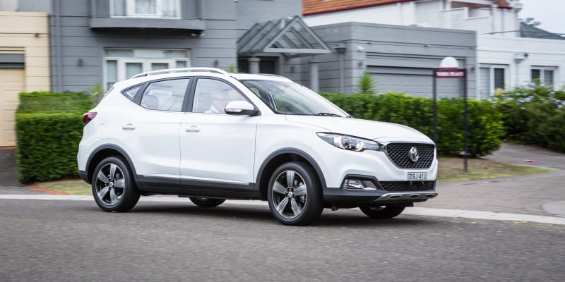 2020 MG ZS prices cut, becomes cheapest SUV in Australia