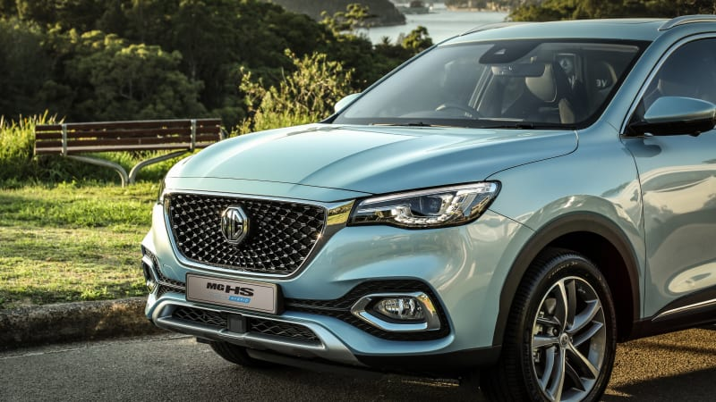 2021 MG HS Plug-In Hybrid price and specs: Electrified SUV from $46,990 drive-away