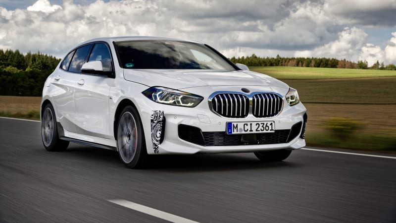 2021 BMW 128ti: 195kW front-drive hot hatch previewed