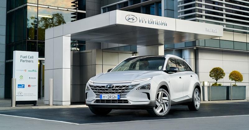 VFACTS: Hyundai first to register hydrogencar fleet in Australia
