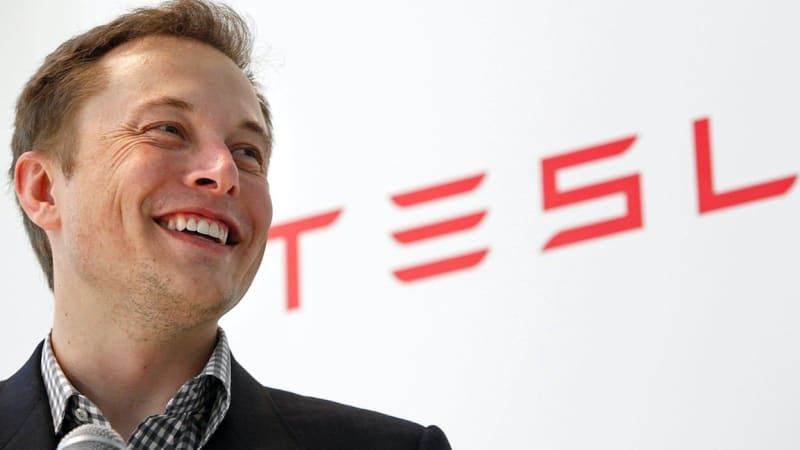 Tesla shares skyrocket, making Elon Musk world's second richest man