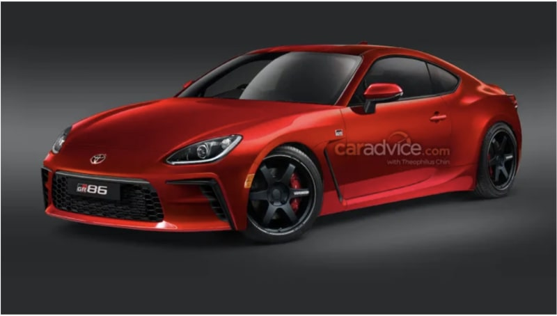 Subaru BRZ and Toyota 86 due in fourth quarter of 2021