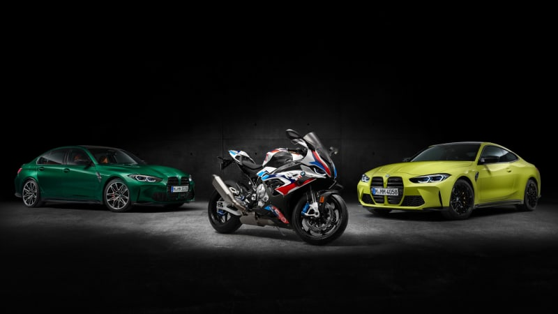 Latest BMW M revealed, and it only has two wheels