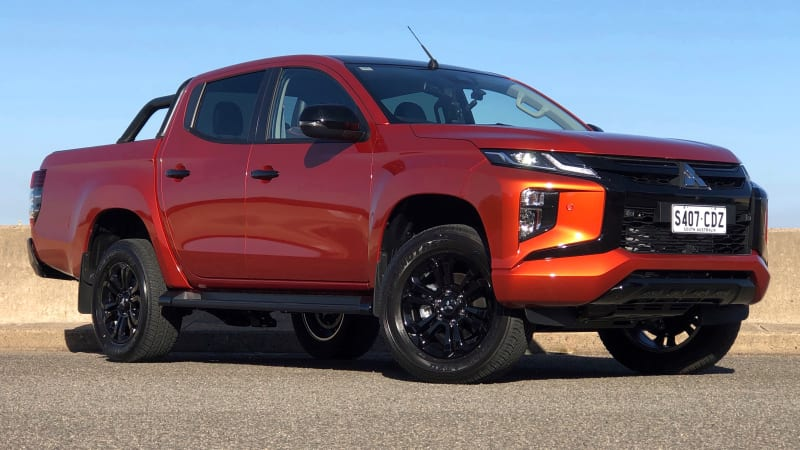 2021 Mitsubishi Triton prices rise for the third time in eight months