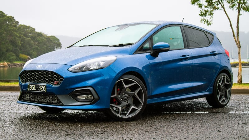 2021 Ford Fiesta ST price and specs: Hot hatch loses LED headlights in cost-cutting move
