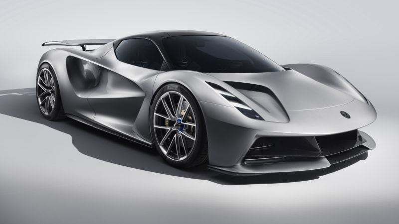 Lotus terminates Evija electric hypercar partnership with Williams