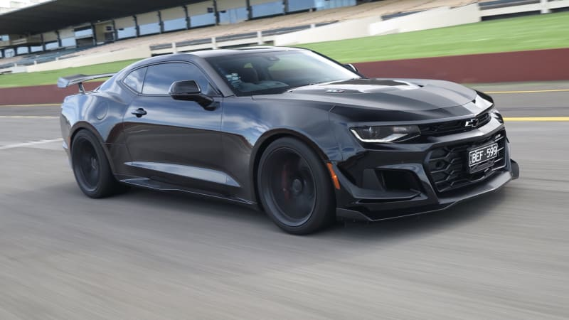 Best of the Best - 2019 HSV Chevrolet Camaro ZL1 1LE review