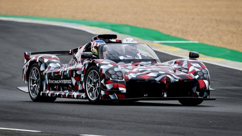 Video: Toyota GR Super Sport hypercar shown at Le Mans