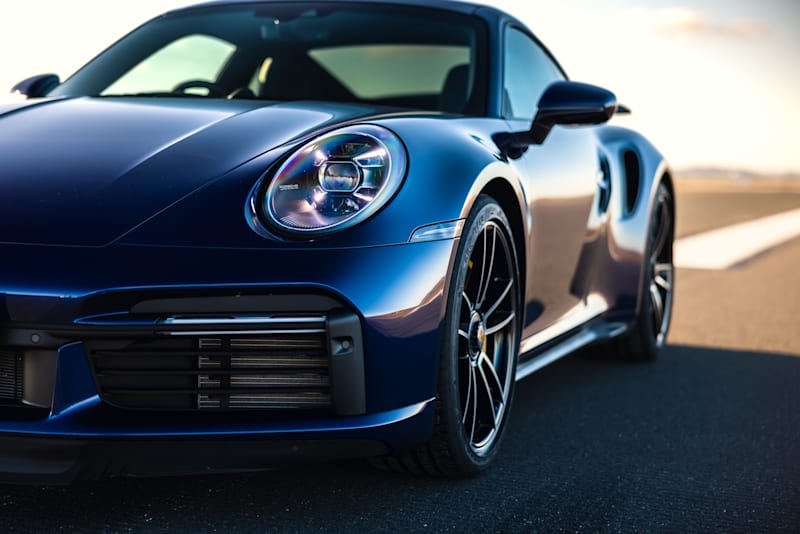 Configurator Challenge: 2022 Porsche 911 range