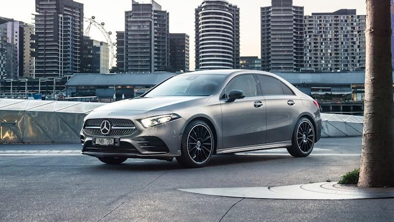 2019-2020 Mercedes-Benz A-Class, B-Class, and CLA recalled