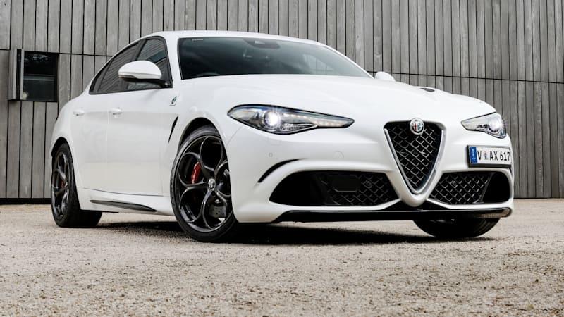 2021 Alfa Romeo Giulia Quadrifoglio review