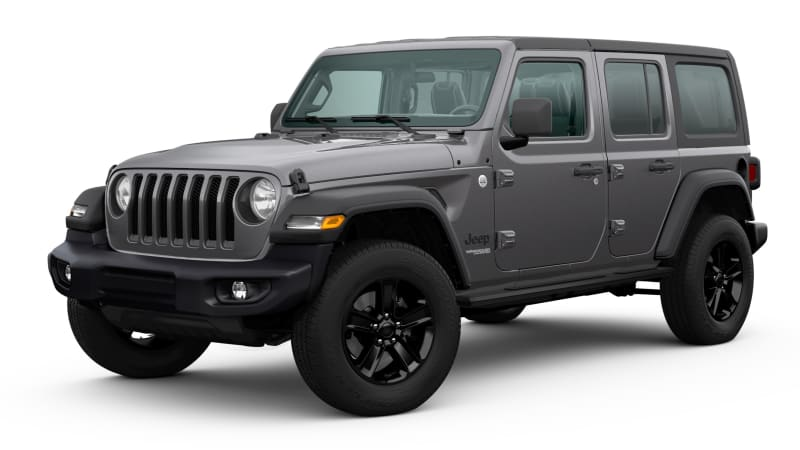 2021 Jeep Wrangler price and specs