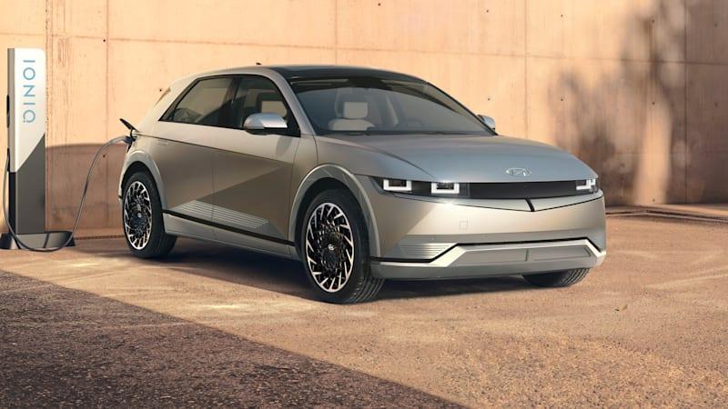 2021 Hyundai Ioniq 5 electric SUV revealed: 480km range, plush interior for retro-styled EV